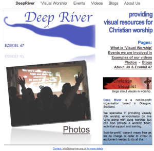 Deep River web page