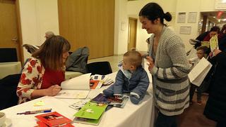 Julia Donaldson book signing
